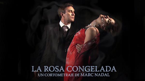 La rosa congelada, cortometraje de Marc Nadal en FICPA 2012.