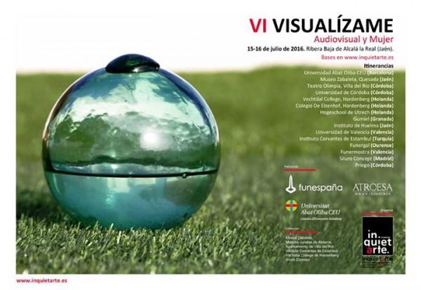 VI edición de Festival de Cortometrajes VisualízaMe, Audiovisual & Mujer (España).