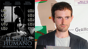"""El espejo humano"" (The Human Mirror) 3rd Best Director Award at 12 Months Film Festival (Romania)."