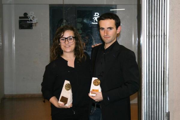 Montserrat Ocaña y Marc Nadal, Ante la araña.