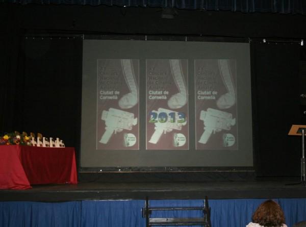 Festial de Cine Ciutat de Cornellà.