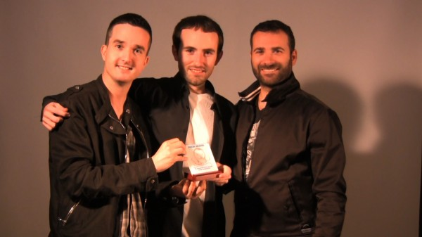 Premio Mejor Cortometraje en el Festival de Cine