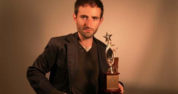 Marc Nadal Premio Mejor Director Seamedu Short Film Festival