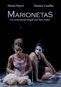Marionetas cortometraje de Marc Nadal