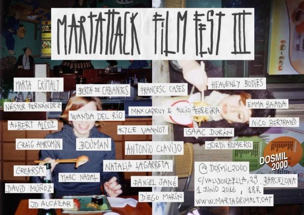 Martattack Film Fest III
