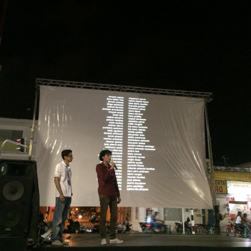 Muestra Audiovisual Cine Sinú