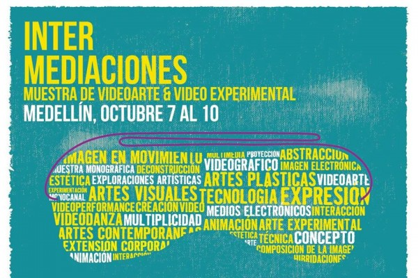 Muestra Intermediaciones - videoarte y video experimental