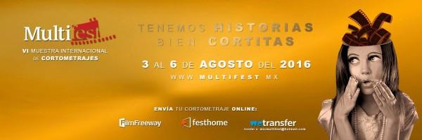 Muestra Internacional de Cortometrajes MULTIFEST 2016