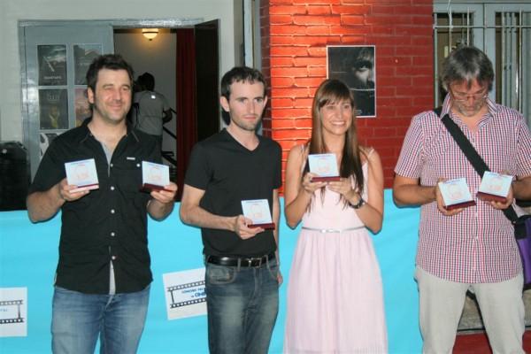 Núria Molina premio Mejor Actriz en Festival de Cine