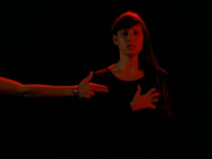 La carta cortometraje Marc Nadal Nuria Molina