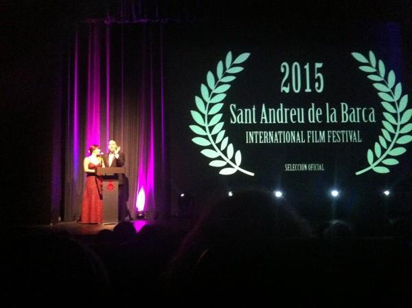Premio Mejor actriz Pepa Lopez por La condena de Marc Nadal