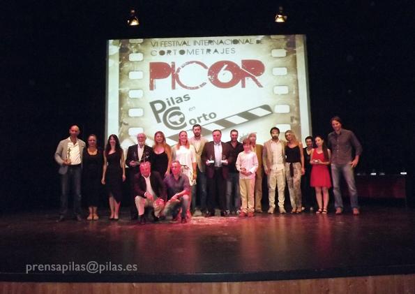 """Premio Mejor Fotografía en el VI Festival Internacional de Cortometrajes """"Pilas en Corto"""" (España)"""