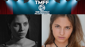 """Soft skin, violence in the eyes"" Best Actress Award : Júlia Ferré Merino, at TMFF International Film Festival (United Kingdom)."
