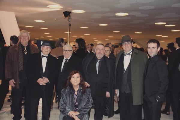 Gala dels XII Premis Gaudí de la Acadèmia del Cinema Català