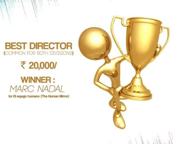 Seamedu Short Film Festival Best Director El espejo humano