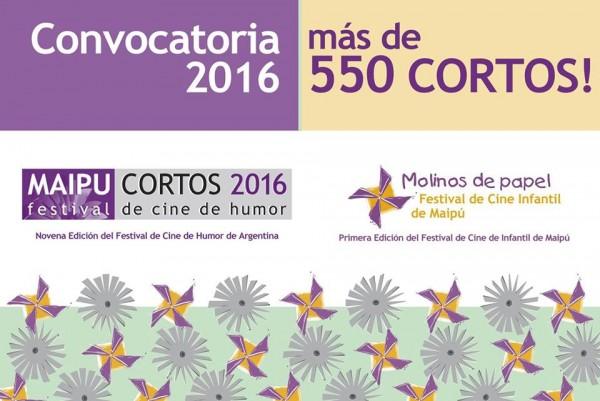 Sección Oficial de Maipu Cortos 2016