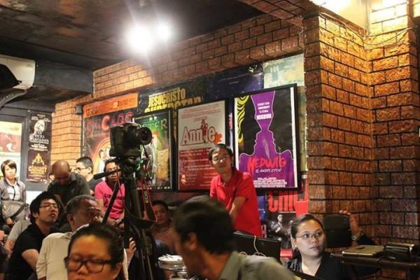 Sección Oficial del Festival Ichill Manila Film Fest (Filipinas).