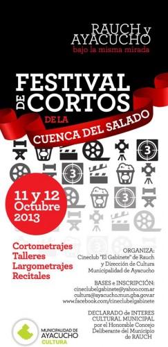 Seccion oficial festival Cuenca del Salado