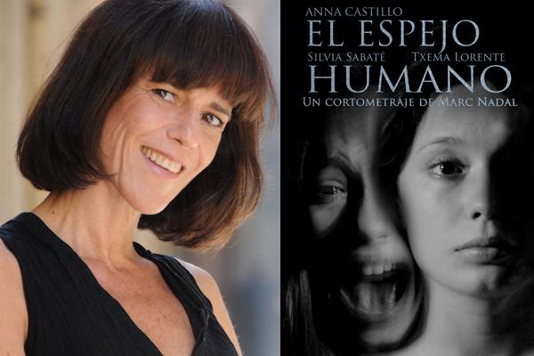 """Sílvia Sabaté nominada Mejor Actriz de Reparto en los """"G AWARD"""" por """"El espejo humano""""."""