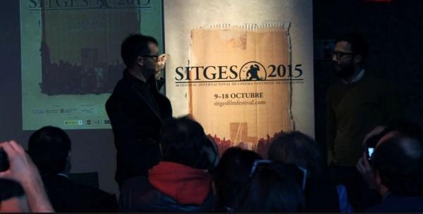 48º Festival de Cine de SITGES, Festival Internacional de Cinema Fantàstic de Catalunya (España).
