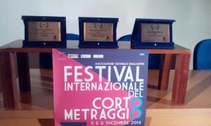"""El espejo humano"" Premio Mejor Cortometraje de Terror en el III Smallmovie Festival (Italia)"