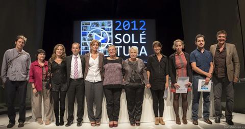 Edición 2012 Premi Sole Tura