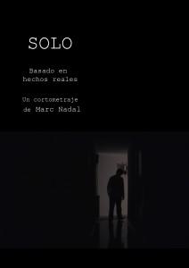 solo-cortometraje-poster-marc-nadal