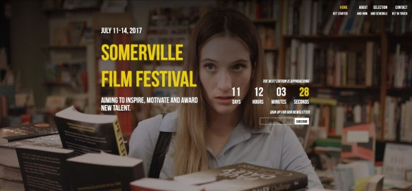 SOMERVILLE FILM FESTIVAL