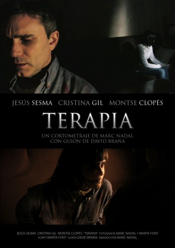 Terapia cortometraje de Marc Nadal