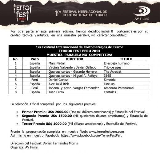 Terror Fest Peru 2