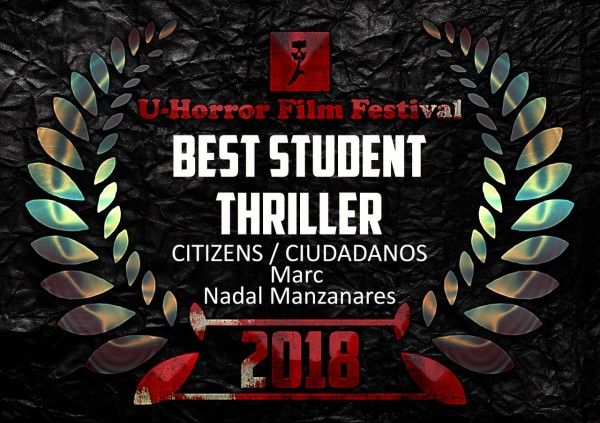 Ciudadanos best student thriller